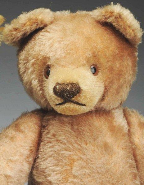 1268: Lot of 2 Mohair Bears. - 3