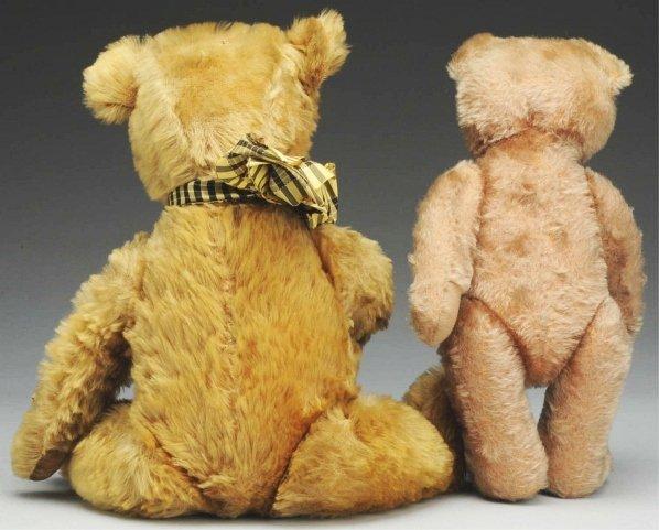 1268: Lot of 2 Mohair Bears. - 4