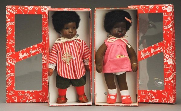 1399: Lot of Kathe Kruse Dolls.