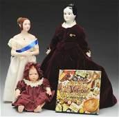 1577: Lot of UFDC Souvenir Dolls.