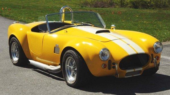 607: Shelby Cobra Standard ERA 427 Kit Car.