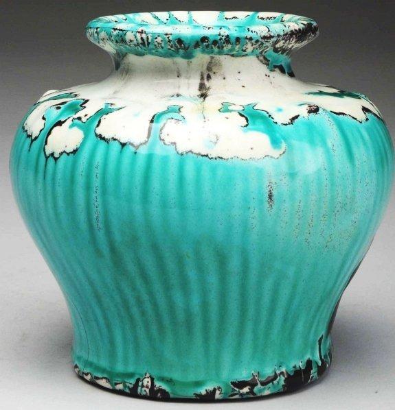 613: Danish Art Pottery Vase by Herman Känletz.