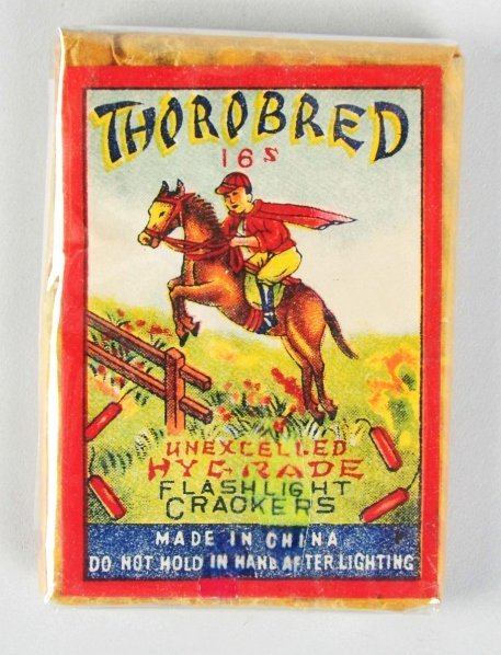 3: Thorobred 16-Pack Firecrackers.