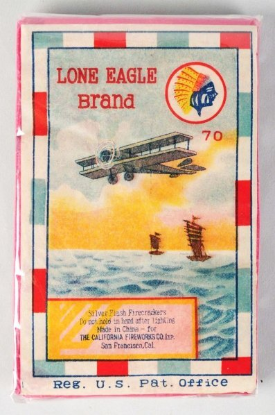 5: Lone Eagle Brand 70-Pack Firecrackers.