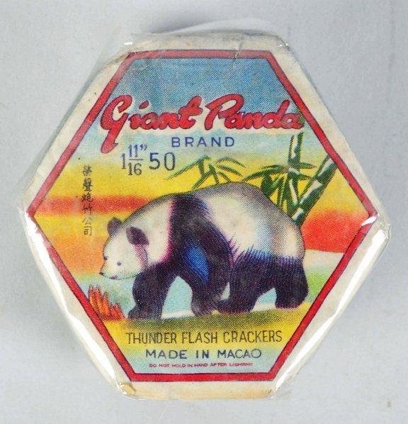 10: Giant Panda 50-Pack Hex Bundle Firecrackers.