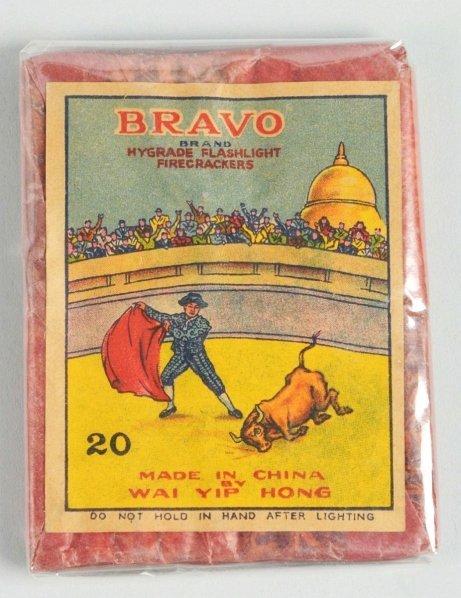 11: Bravo 20-Pack Firecrackers.