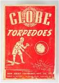 279 Globe Torpedoes Firecrackers