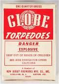 550 Globe Torpedoes 14 Gross