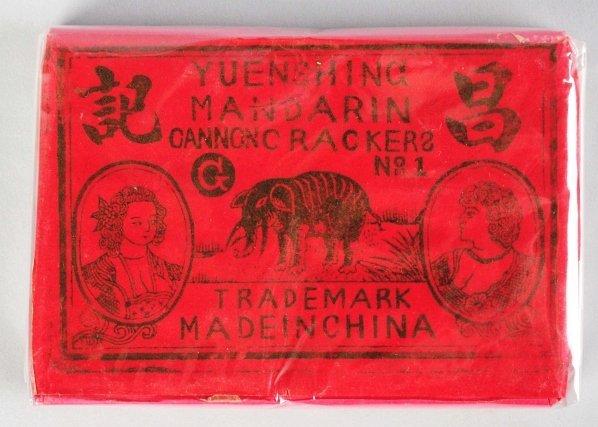 707: Yuenshing Mandarin Firecrackers.