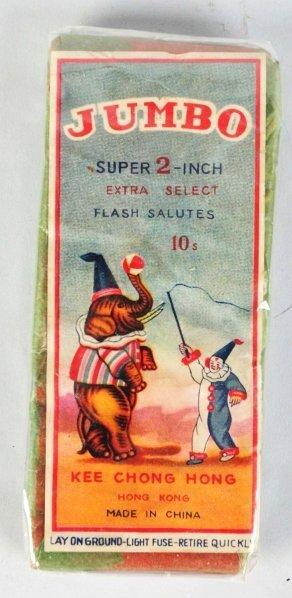 708: Jumbo 10-Pack Firecrackers.