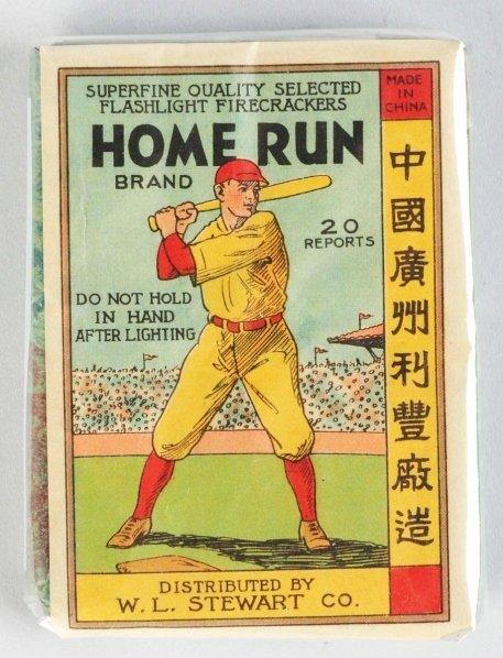 714: Home Run 20-Pack Firecrackers.