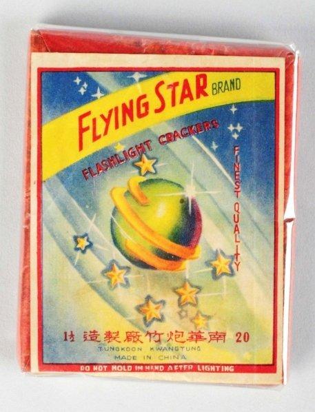 "717: Flying Star 20-Pack 1 - 1/2"" Firecrackers."