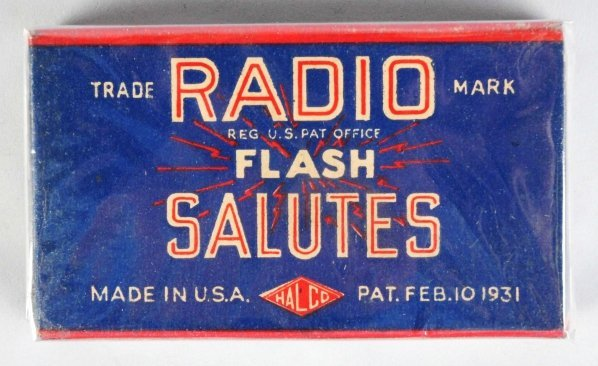 972: Radio Flash Salutes Firecrackers.