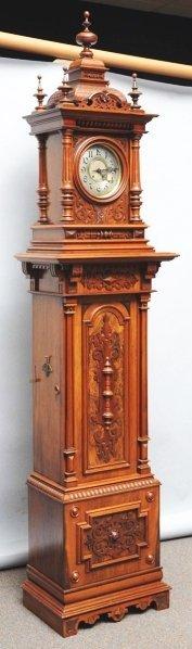 9: Symphonion Hall Clock.