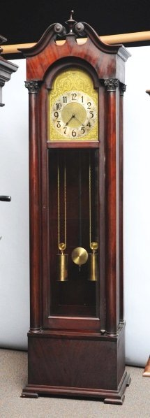 18: Regina Hall Clock.