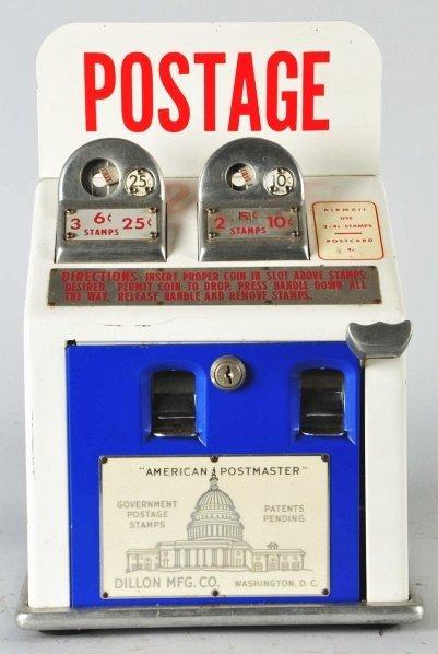 600: Postage Stamp Dispenser.