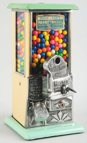 603: Master Bubble Gum Machine.