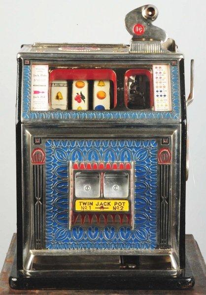 622: Watling Twin Jack 1-Cent Slot Machine.