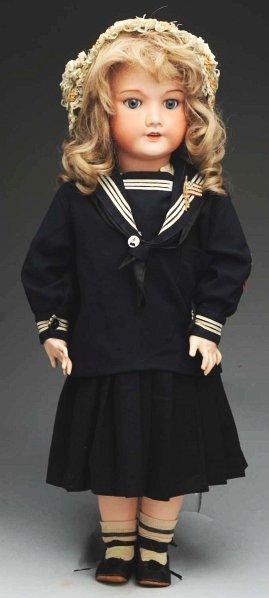 3: Impressive SFBJ Child Doll.