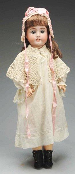 21: Pretty German Child Doll.