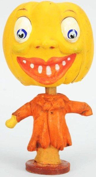 901: Halloween Pumpkin Head Nodder.