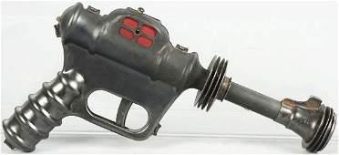 1696: Daisy Buck Rogers Atomic Pistol & Holster.
