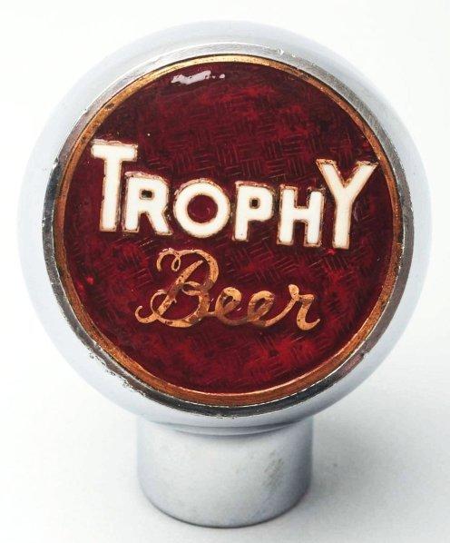839: Trophy Beer Tap Knob.