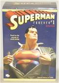 344 DC Direct Superman Forever Statue in Box