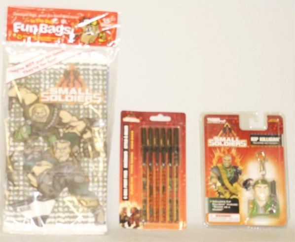 468: Lot of Small Soldiers Toys. - 3
