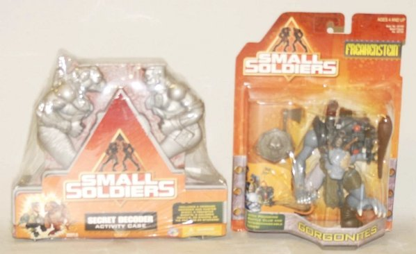 468: Lot of Small Soldiers Toys. - 4