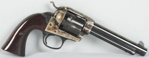 229: A. Uberti Bisley Model .44 Revolver.