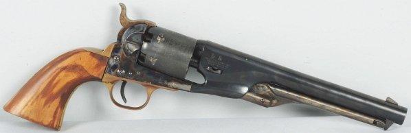 230: Republic Arms 1861 Navy .380 Revolver.