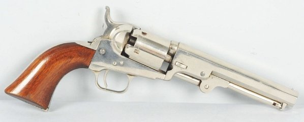 233: 1849 Colt Pocket Pistol.