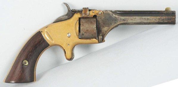 237: Unknown Tip-Up .22 Revolver.