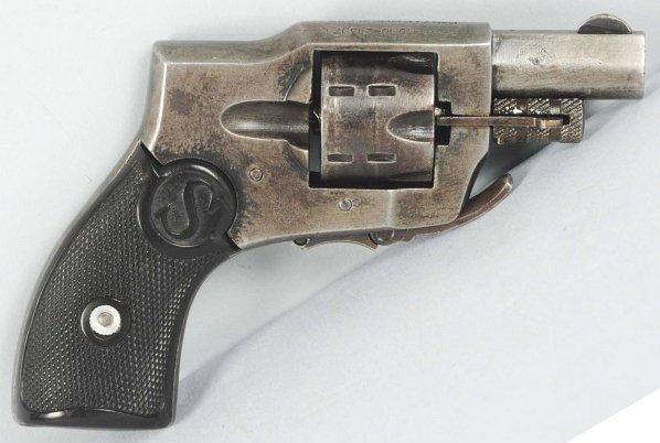 238: Unknown Model 1918 .22 Revolver.