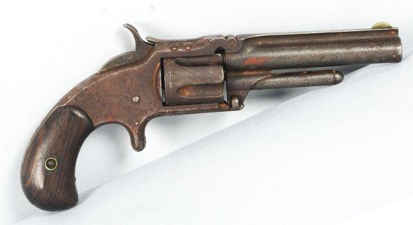 241: Smith & Wesson Model 1-1/2 .32 Rimfire Revolver.
