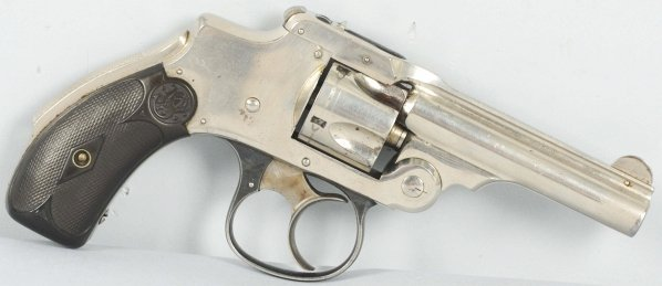 244: Smith & Wesson Lemon Squeezer .32 Revolver.