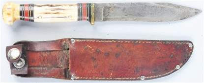 """459: Marbles Safety Axe Co. Gladstone """"Ideal"""" Knife."""