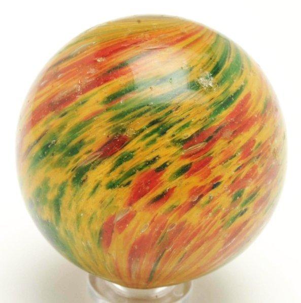 18: 4-Paneled Onionskin Marble.