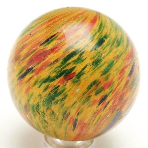 18: 4-Paneled Onionskin Marble. - 2