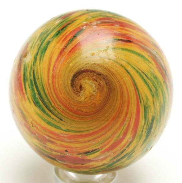 18: 4-Paneled Onionskin Marble. - 3