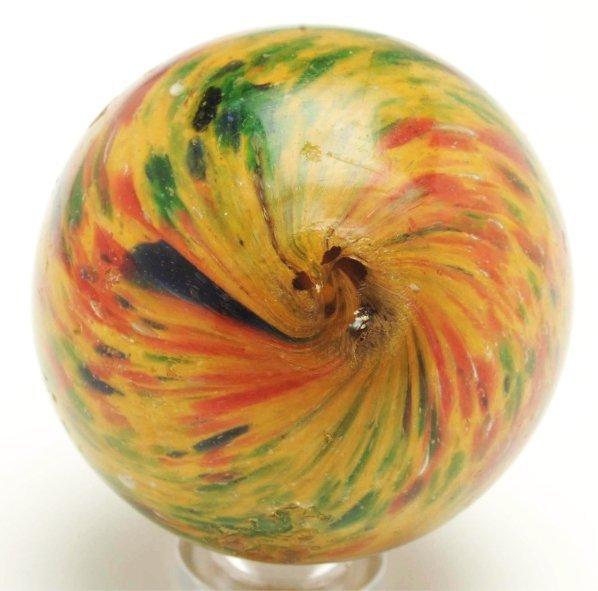 18: 4-Paneled Onionskin Marble. - 4