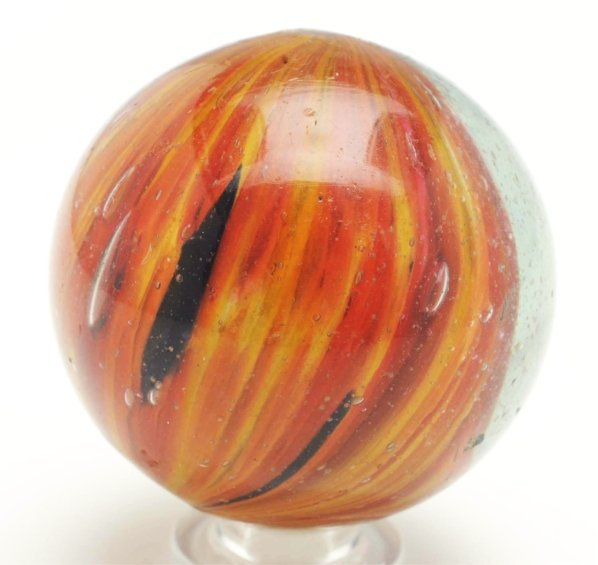 21: Large Onionskin Marble.