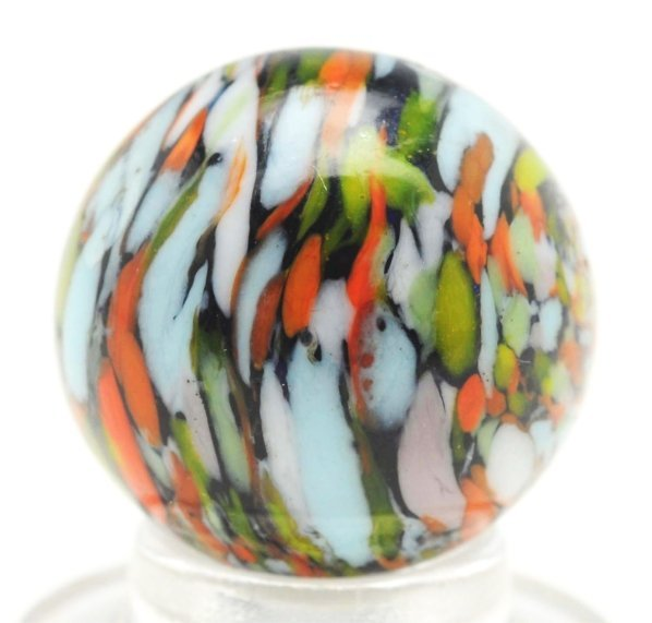 191: Christensen Agate Cobalt Guinea Marble.