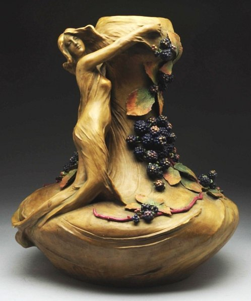 2: Monumental Amphora Vase.