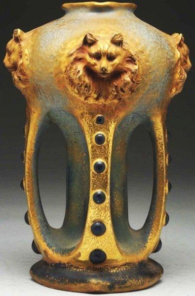 5: Amphora Ceramic Vase.