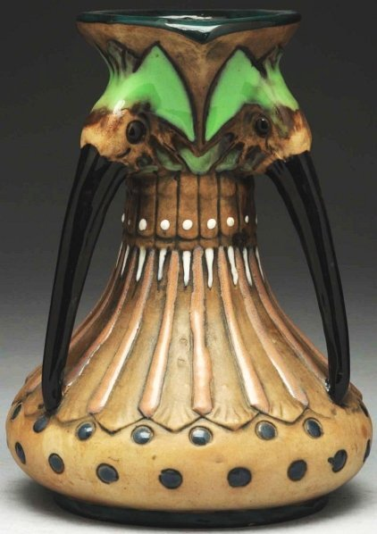 9: Amphora Bird Vase.