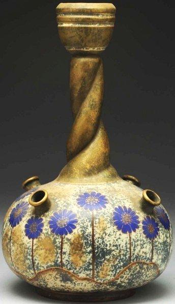 19: Amphora Ceramic Vase.