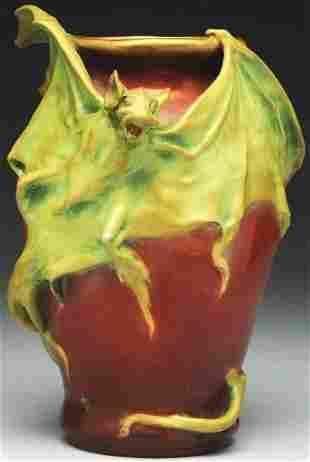 73: Amphora Bat Vase.