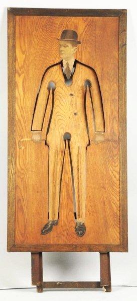 616: Store Display Mannequin.